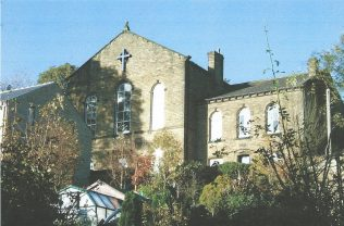 Lindwell Primitive Methodist Church, Greetland | provided by Michael Guy