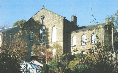 Lindwell Primitive Methodist chapel, Greetland