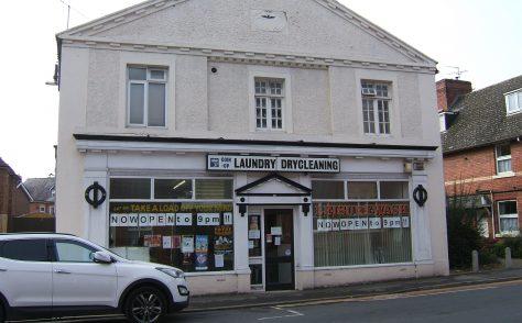 Hereford St Owen Street Primitive Methodist chapel