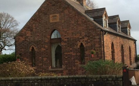 Manley Primitive Methodist chapel