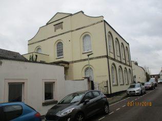 former Cheltenham King Street Primitive Methodist chapel from the front | Christopher Hill 2018