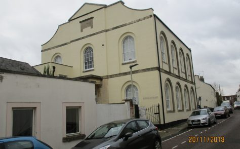 Cheltenham Primitive Methodist chapel