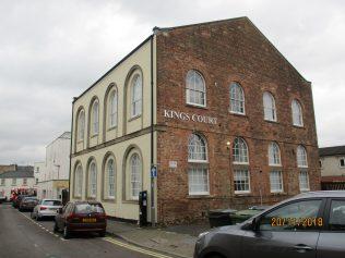 former Cheltenham King Street Primitive Methodist chapel from the rear | Christopher Hill 2018