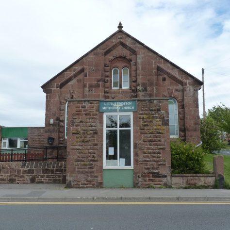 Little Neston Primitive Methodist chapel -  one hundred years later | Ed Hilditch June 2020