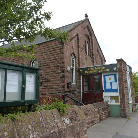 Little Neston Primitive Methodist chapel  | Ed Hilditch June 2020