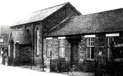 Lutton Bank Primitive Methodist Chapel, Lincolnshire