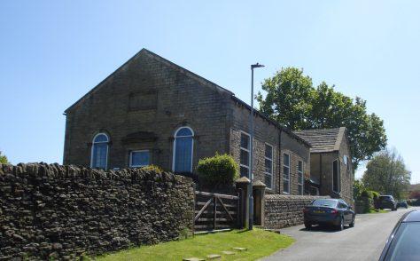 Scholes Primitive Methodist chapel