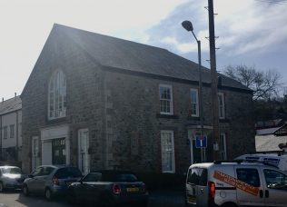 Penryn Primitive Methodist chapel | Jo Lewis - 2019