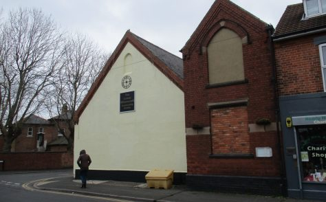Derby Campion Street Primitive Methodist Chapel