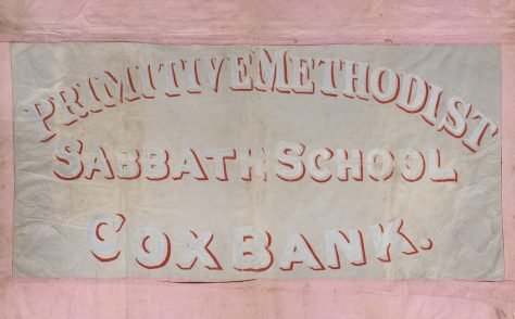 Cox Bank PM Sabbath School Banner