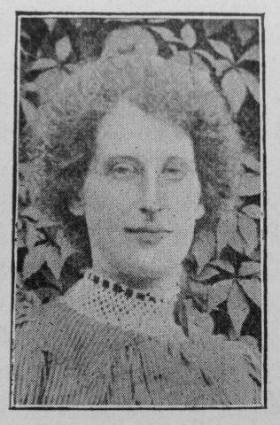 Watson, Lilly Amelia (1872 -1905) | Primitive Methodist Magazine 1906