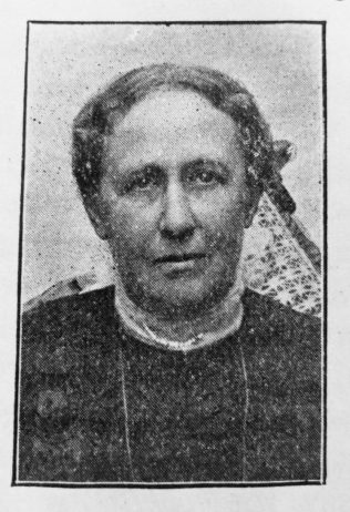 Woodiwiss, Sarah Wilson, nee Blaker (1849-1905) | Primitive Methodist Magazine 1906