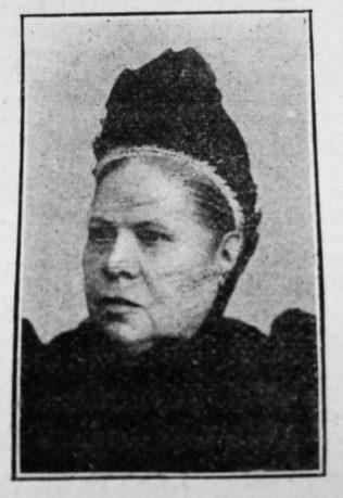 Phillips, Ellen nee Ayres (1830-1905) | Primitive Methodist Magazine 1906