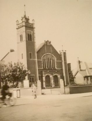 King's Road PM Chapel, St Anne's, in 1948 | Revd Steven Wild