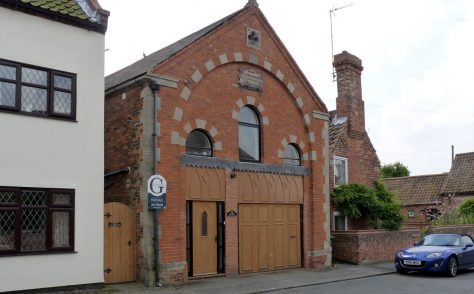 Ollerton Ebenezer Primitive Methodist chapel