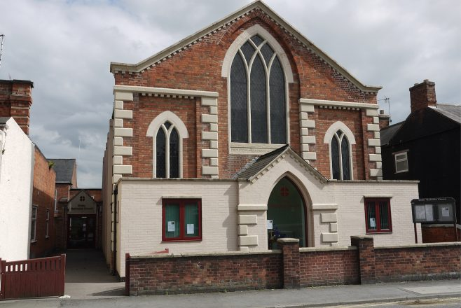 Sileby King Street Primitive Methodist chapel after redevelopment in 2010 | Philip Thornborow, 2016