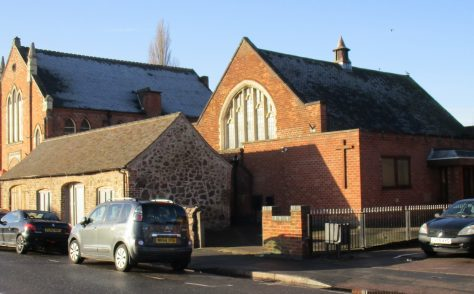 Thurmaston Bethel Primitive Methodist chapel