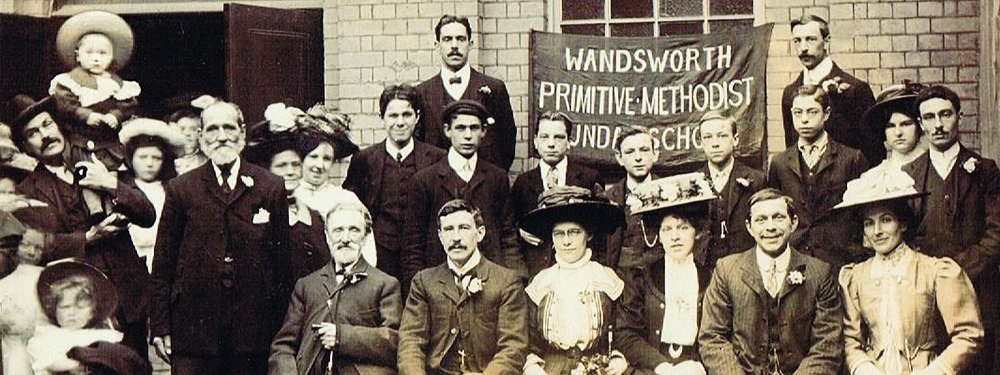 Slideshow image: Wandsworth Primitive Methodists, Sunday school