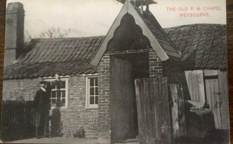 Weybourne Primitive Methodist chapel