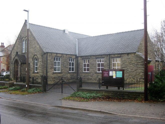 Emley (Church Street) Primitive Methodist Chapel (West Riding)