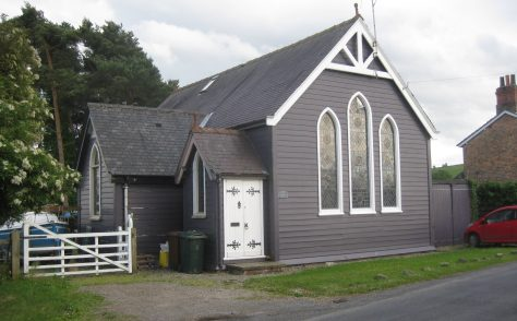 Gilling (East) Primitive Methodist Chapel, North Yorkshire