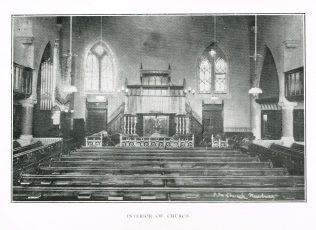 Newbury Bartholomew Street Primitive Methodist Church