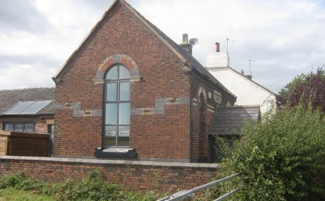 Mill End Primitive Methodist Chapel Staffordshire