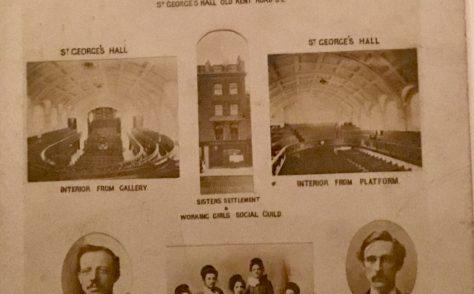 St Georges Hall Primitive Methodist Mission