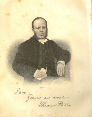 Parr, Thomas (1816-1866)