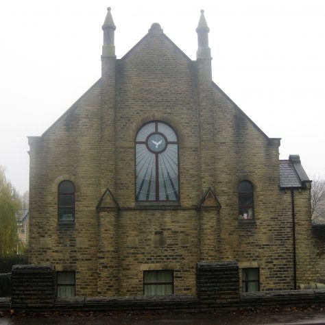 Clayton West (Wakefield Road) Primitive Methodist Chapel (West Riding)