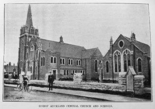 Bishop Auckland: Central Primitive Methodist Church and Schools