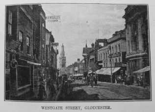 The Early Sunday Schools of Gloucester