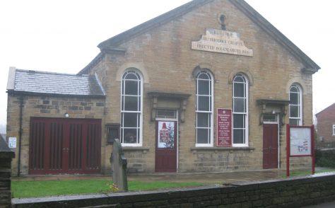 Skelmanthorpe (Pilling Lane) Primitive Methodist Chapel (West Riding)