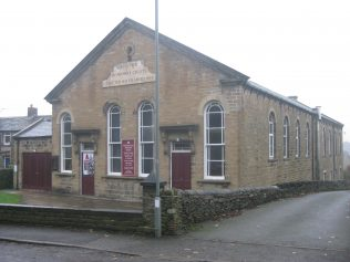 Skelmanthorpe (Pilling Lane) Primitive Methodist Chapel (West Riding)