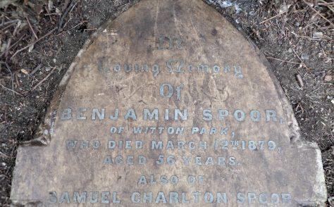 Spoor, Benjamin (1822-1879)