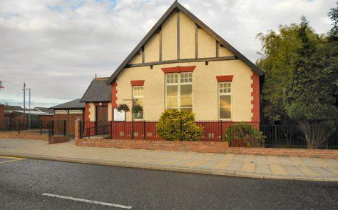 Chilton Lane Ends Primitive Methodist Chapel, Nr Ferryhill, Co Durham