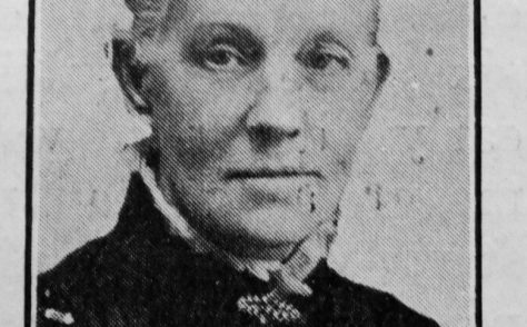 Mary Ann Jane Connell, (nee Case) (1844-1906)