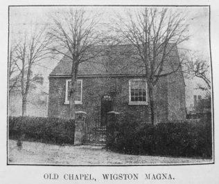 Wigston Magna Old Primitive Methodist chapel | Primitive Methodist Magazine1907/558