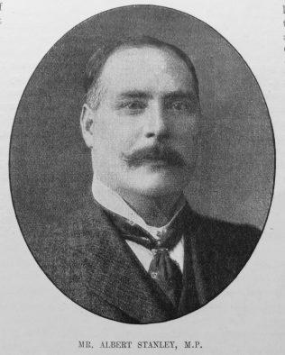 Stanley, Albert M.P. (1862-1915)