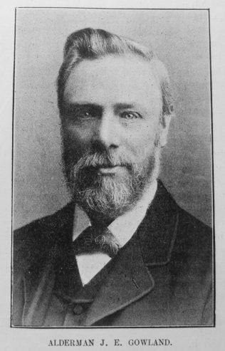 Gowland, John Edward (1839-1907)
