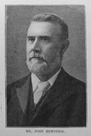 Hewitson, John (1849-1907)