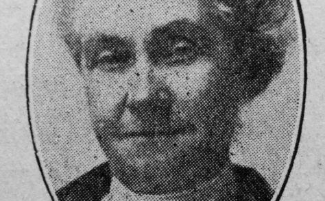 Harrison, Miriam (nee Tripp) (1845-1928)