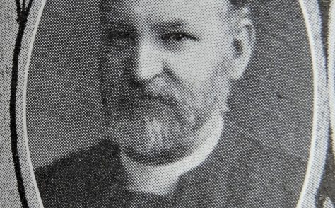 Antliff, James Cooper M.A., B.D., D.D. (1844-1920)