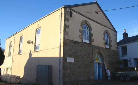 Chacewater Primitive Methodist chapel