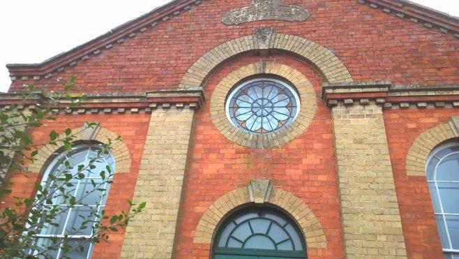 Redmile Primitive Methodist Chapel, near Belvoir Castle