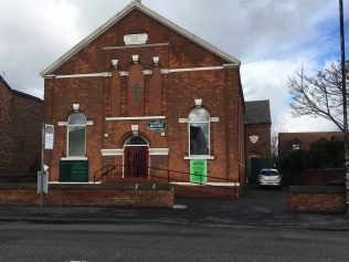 Sale Moor Primitive Methodist Chapel