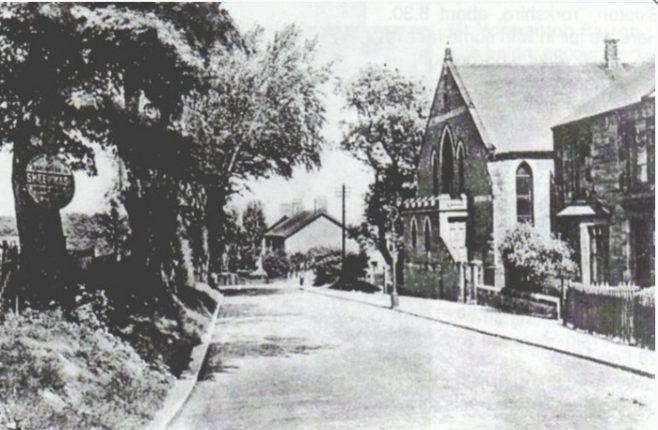 Sheepwash Bank Primitive Methodist Chapel, Guidepost, Northumberland | Richard Jennings