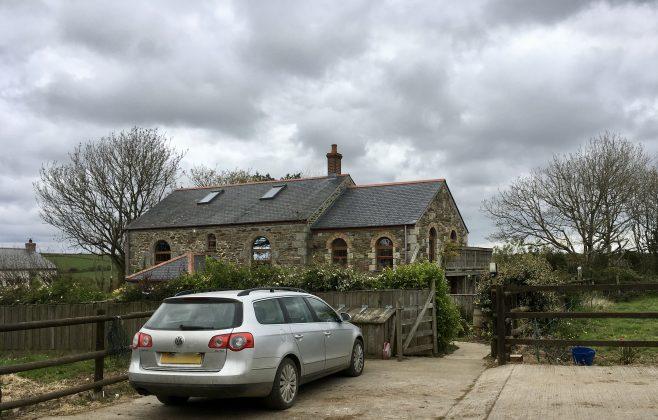 former Skinner's Bottom Primitive Methodist Chapel | Jo Lewis 2019