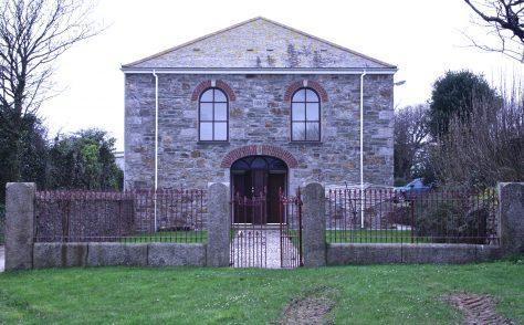 Three Burrows Primitive Methodist chapel