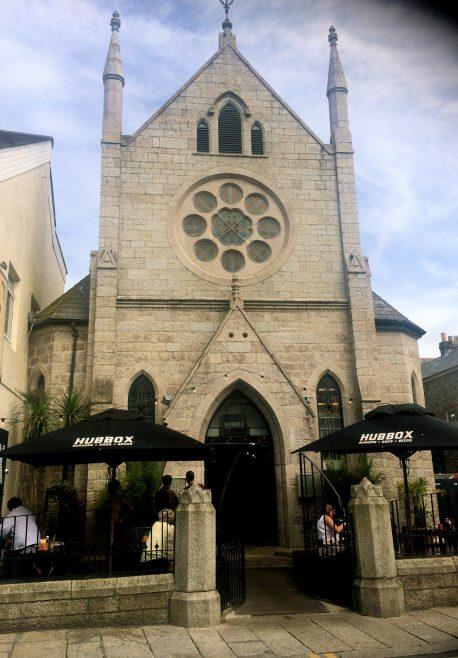 Truro-Primitive-Methodist-chapel | Jo Lewis 2019